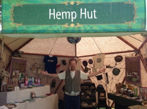 Hemp Hut 2013