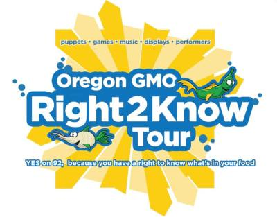 Oregon R2K Tour